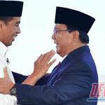 Jokowi dan Prabowo di Dukung PSI