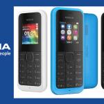 HP Nokia 105 dan Spesifikasinya