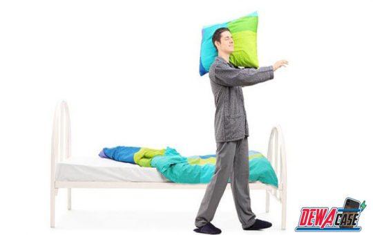 Sleepwalking, Berjalan saat Tidur yang Tak Terkait Mimpi